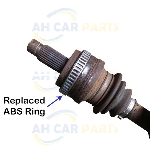 2004-2006 ABS Reluctor Ring Front Fits BMW X3 E83 3.0 Petrol